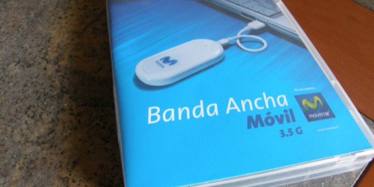 FWLabs: Banda Ancha Móvil 3.5G Movistar