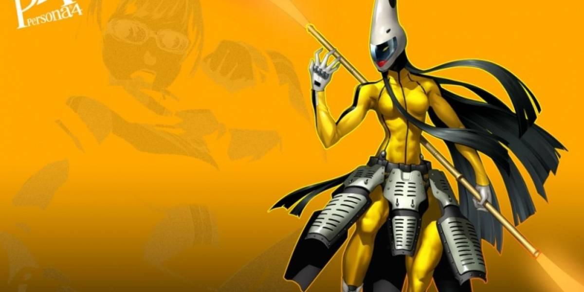Persona 4 llega a PS3 el 8 de abril