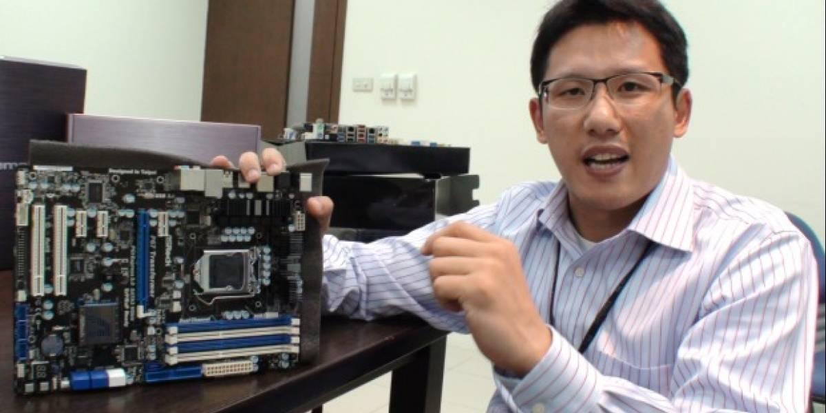 Asrock P67 Transformer: P67 para socket LGA 1156