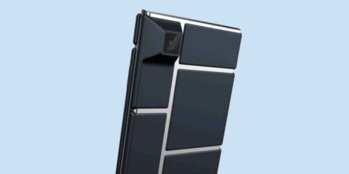 Google adelanta más detalles de Project Ara, el teléfono modular