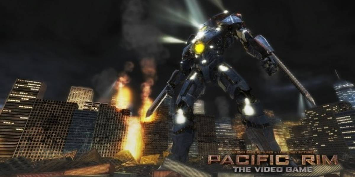 Pacific Rim: The Videogame [NB Labs]