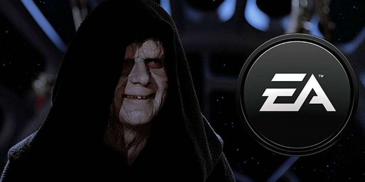 EA anuncia trato con Disney para producir los videojuegos de Star Wars