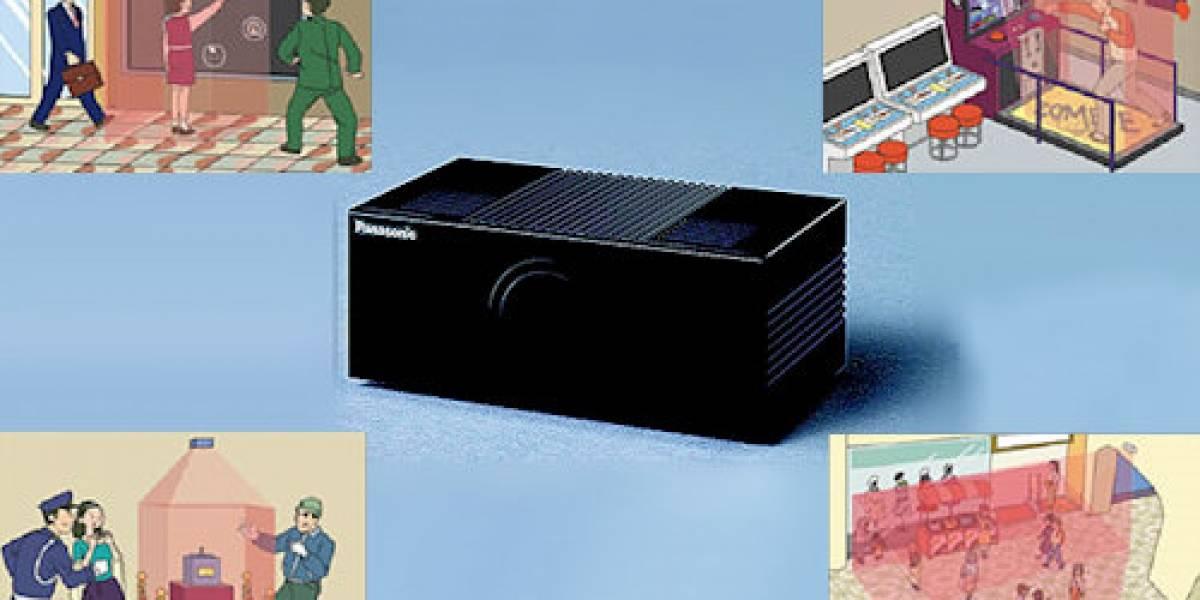 Panasonic anuncia sensores 3D que funcionan con luz normal
