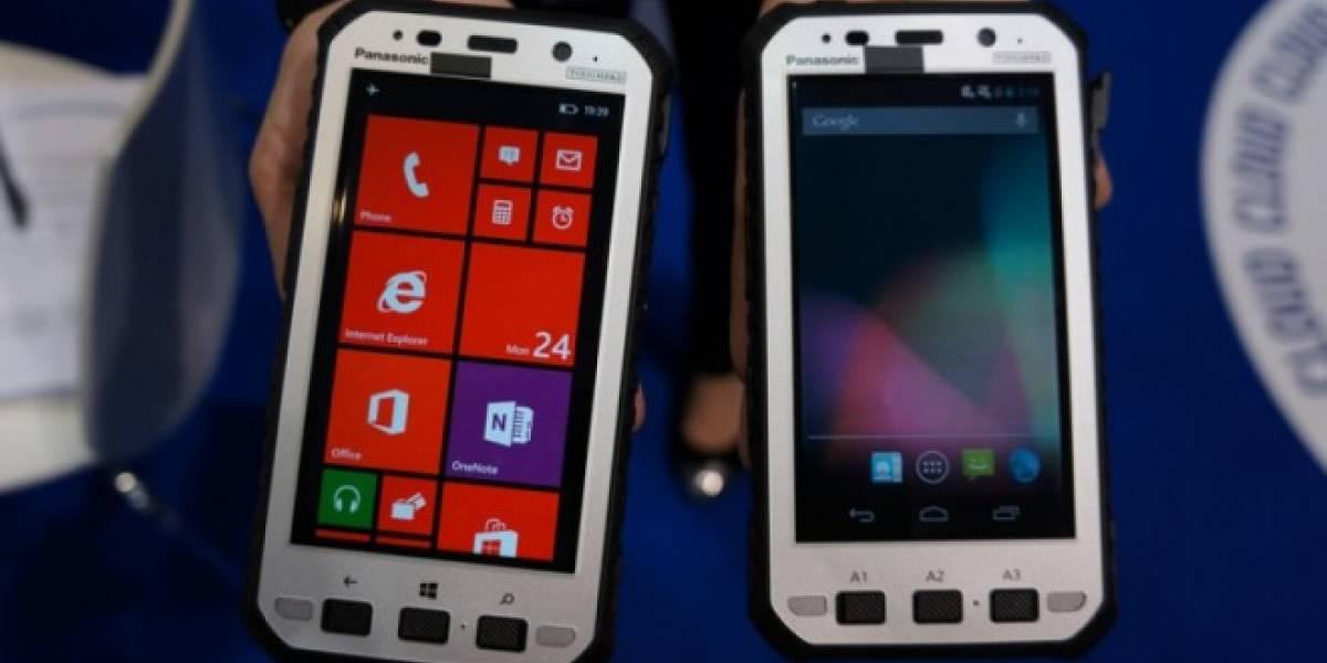 Panasonic presenta sus nuevos Toughpad FX-E1 y FZ-X1 #MWC14