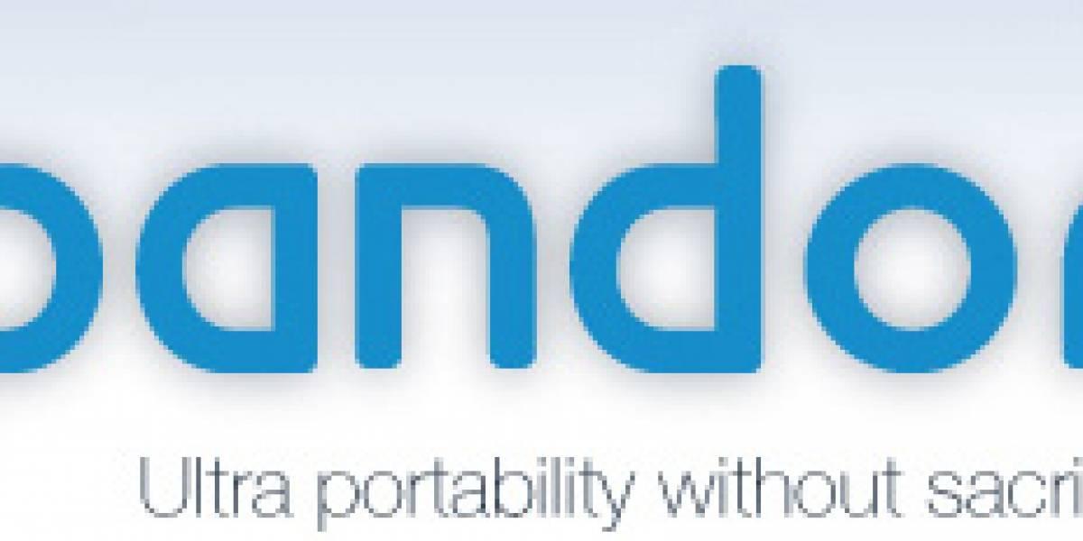 Pandora: Handheld para juegos basado en Linux