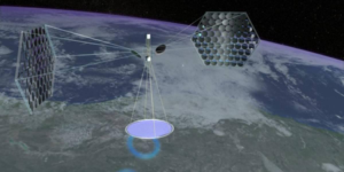 Científico sueña con energía inalámbrica desde el espacio