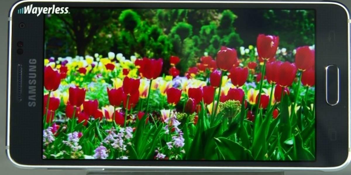 Rumores indican que el próximo Galaxy Note 5 de Samsung tendría pantalla 4K