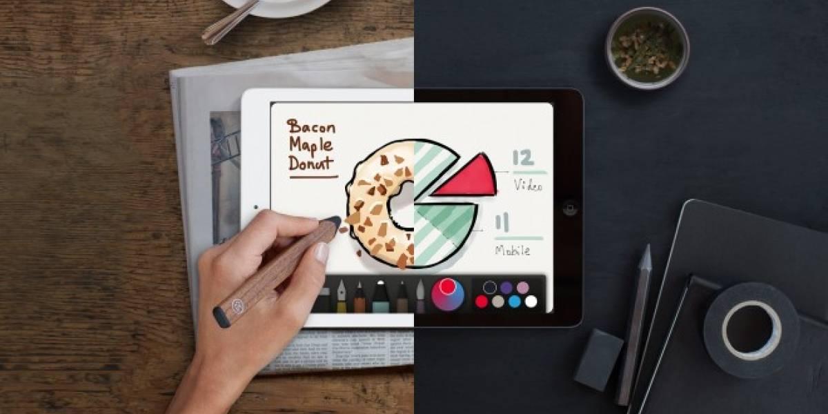 Paper para iPad ya es totalmente gratuita