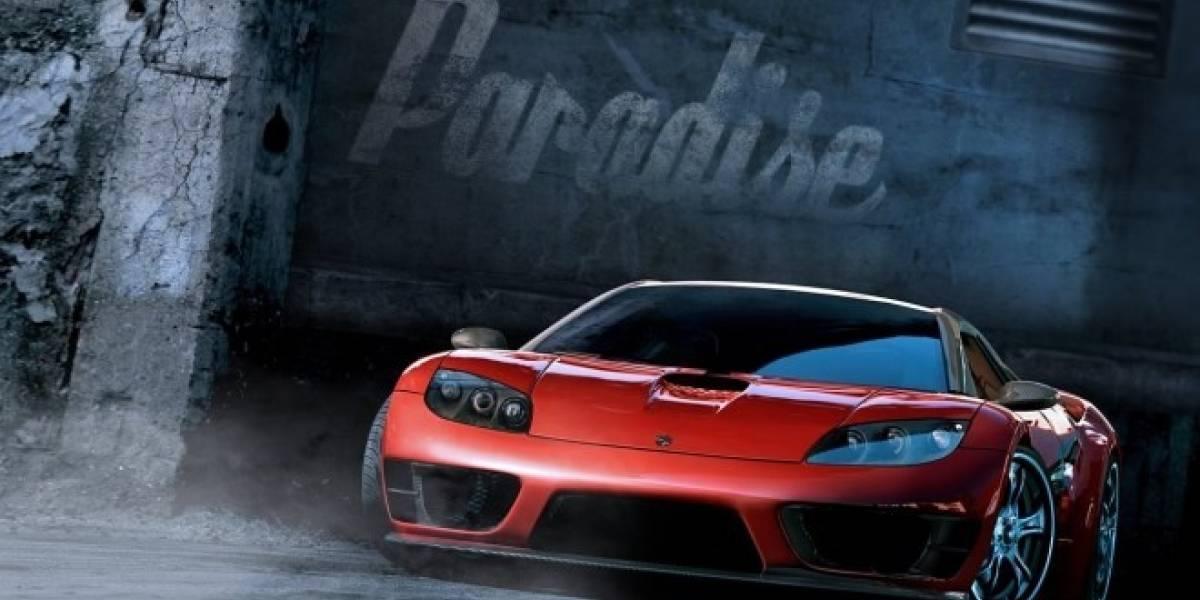 El próximo proyecto de Criterion Games no es un juego de carreras