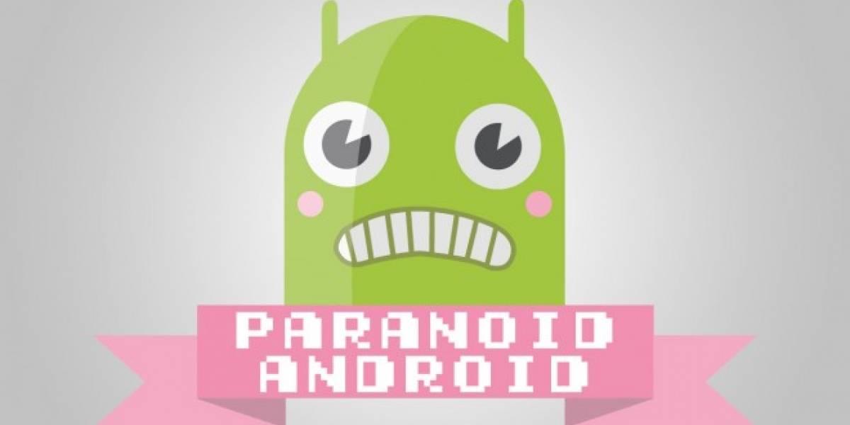 Paranoid Android lanza su primera beta de Android L 4.5