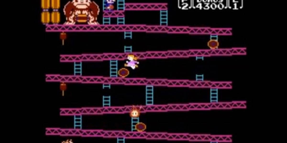 Padre modifica Donkey Kong para que su hija pueda jugar como Pauline