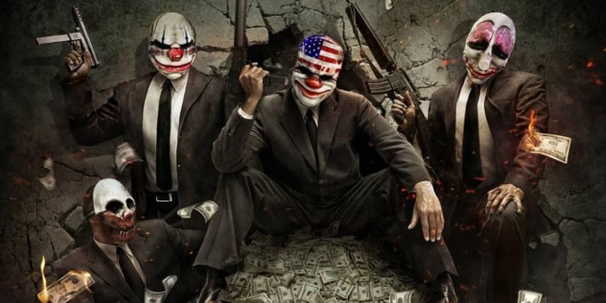 La edición de colección de Payday 2 incluirá máscara y guantes