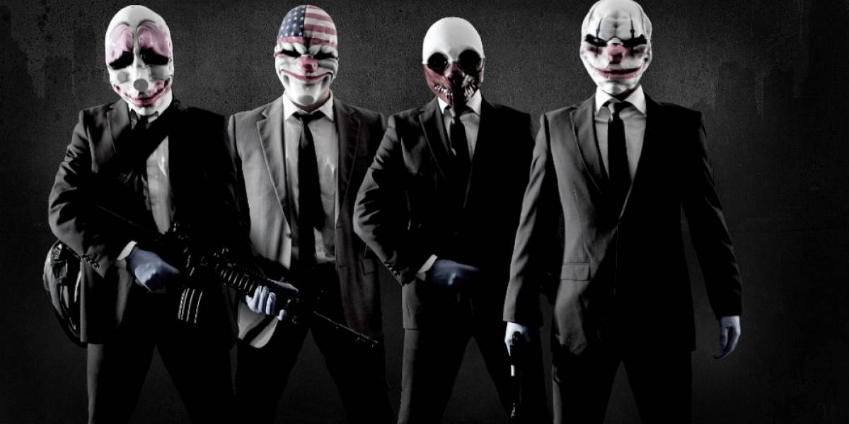 Se anuncia Payday 2: Crimewave Edition para PS4 y Xbox One