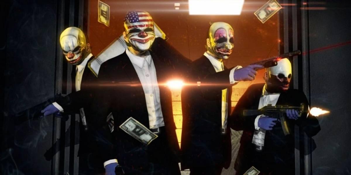 Ya está listo el tercer episodio web de Payday 2 y otro video sobre el Lootdrop