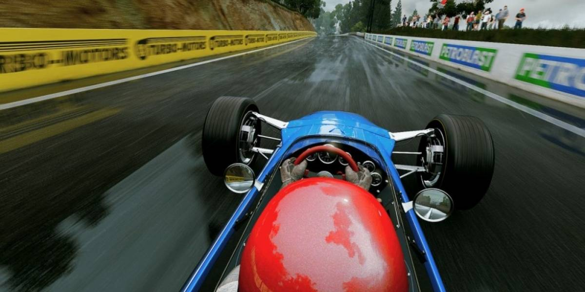 Project CARS también tendrá realidad virtual en Project Morpheus