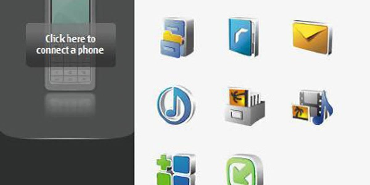 Nokia PC Suite 7.1 listo para descarga