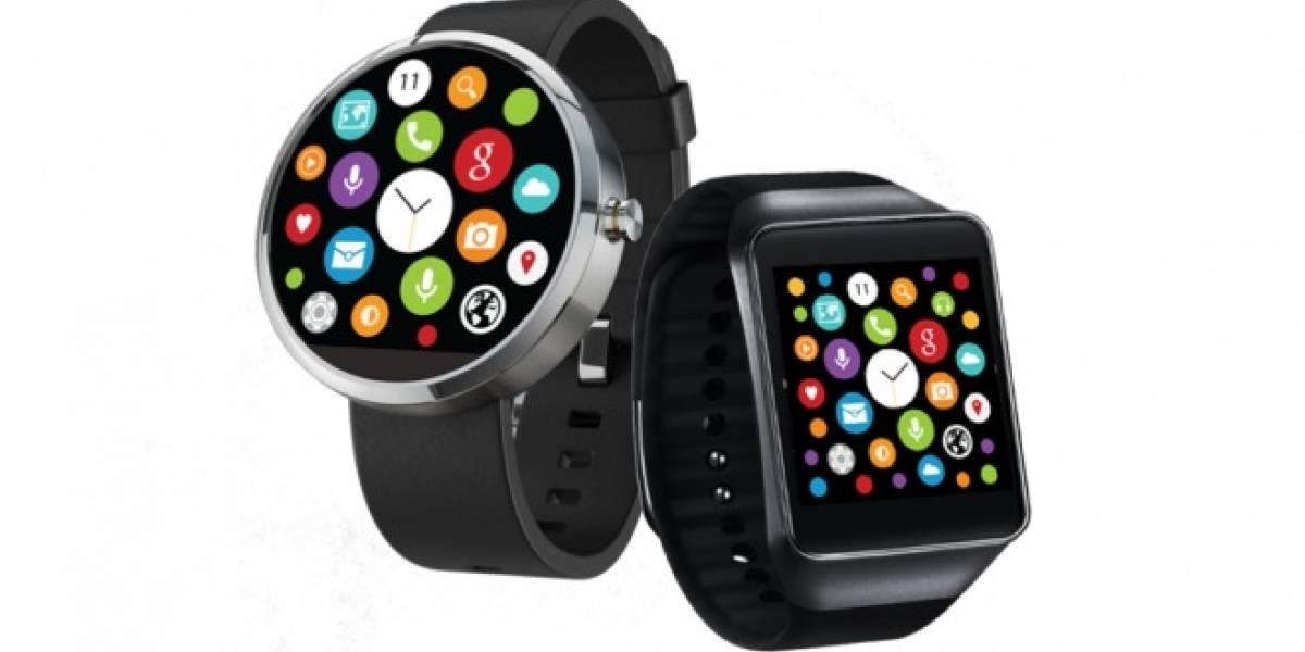 Ahora puedes tener el diseño del Apple Watch en tu Android Wear