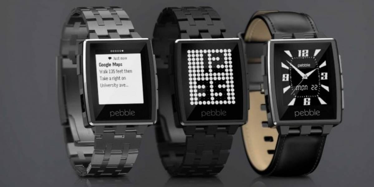 Pebble podría lanzar hoy su tienda de aplicaciones [Actualizado]