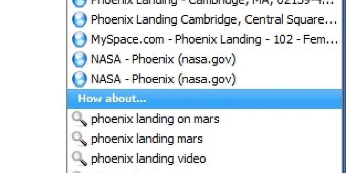 Peers: Busca mientras tipeas en Firefox