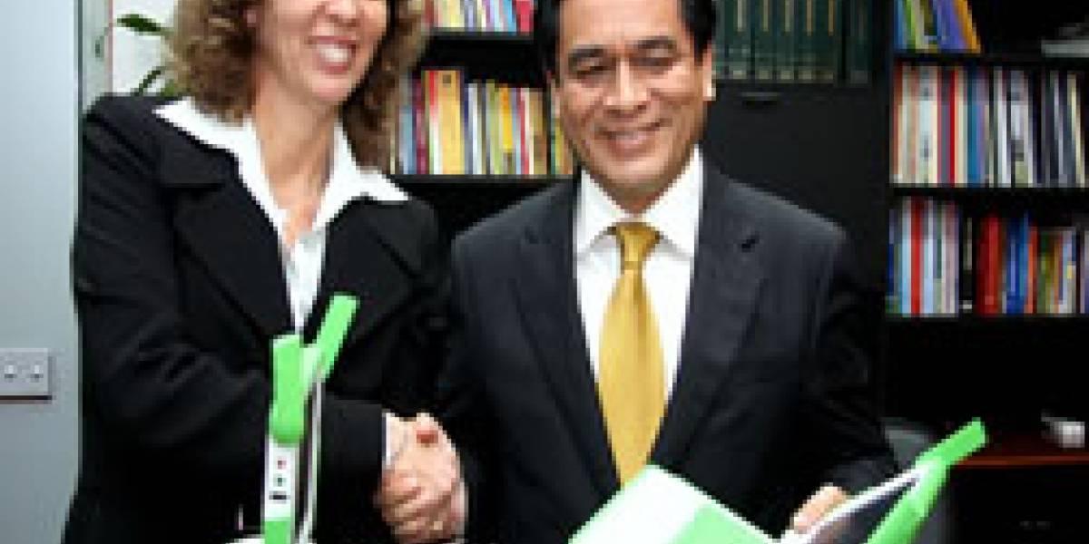 Perú recibe los primeros OLPC XO... con Windows