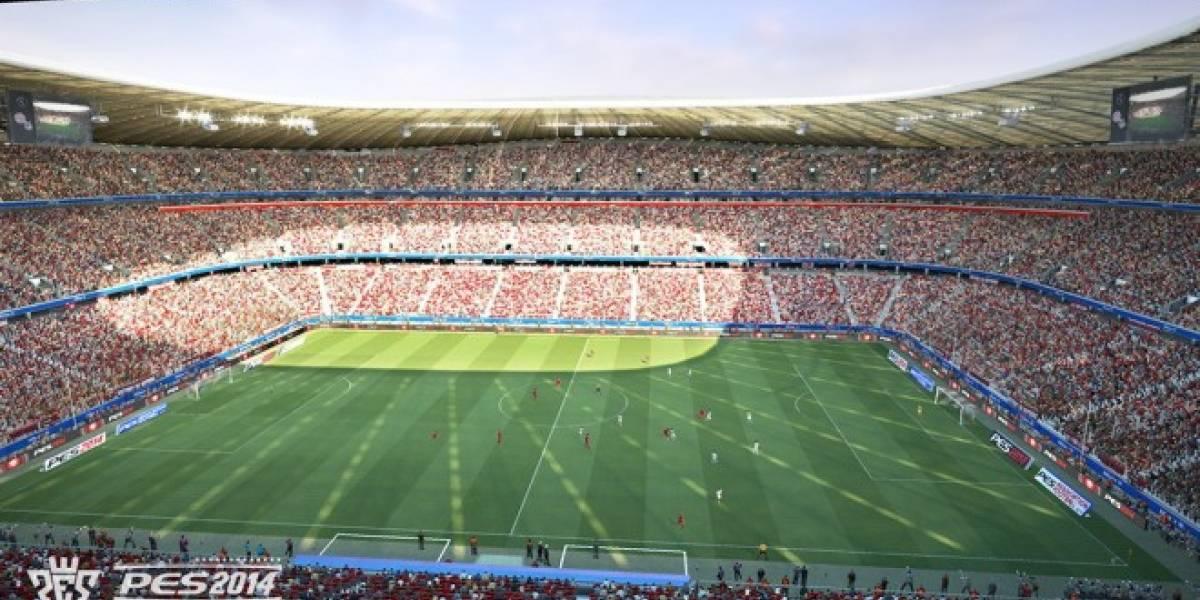 Pro Evolution Soccer 2014 no incluirá ligas sudamericanas