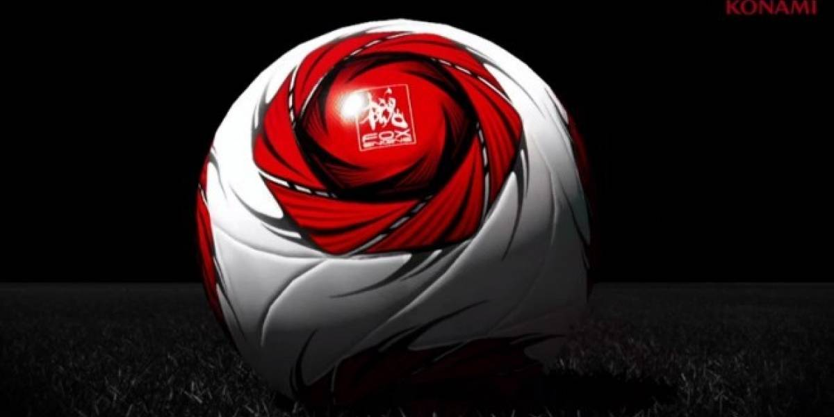 Konami presenta nuevo teaser de Pro Evolution Soccer 2014