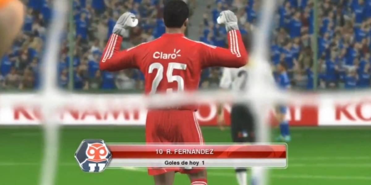 Así juegan Colo Colo, Universidad de Chile y Universidad Católica en FIFA 14 y PES 2014