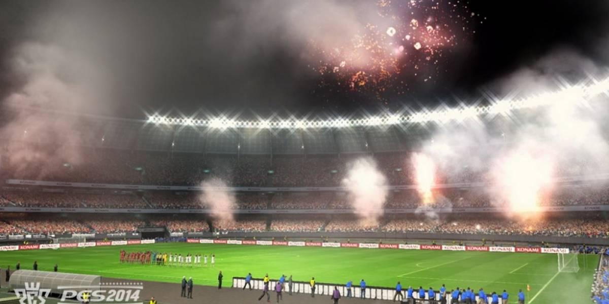 Pro Evolution Soccer 2014 y su fórmula para comenzar de cero