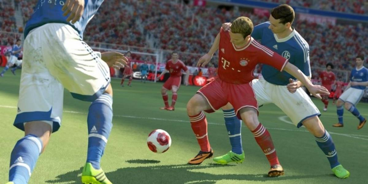 Demo de PES 2014 ya está disponible en Xbox Live