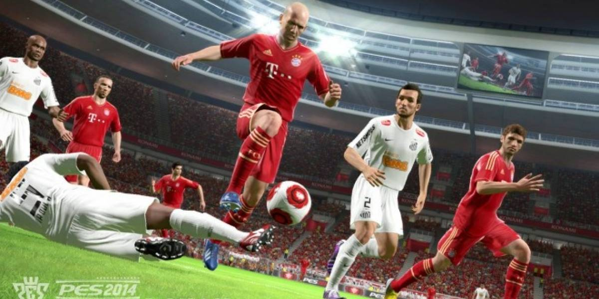 PES 2013 no estará en PlayStation 4 y Xbox One por la base de usuarios