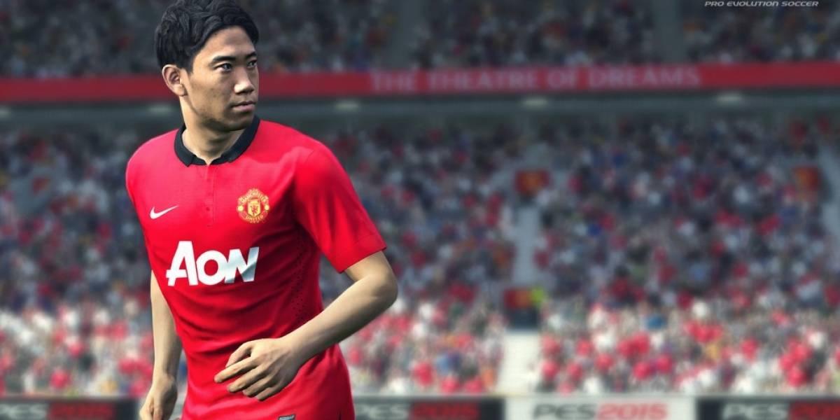 15 filtrados minutos de Pro Evolution Soccer 2015