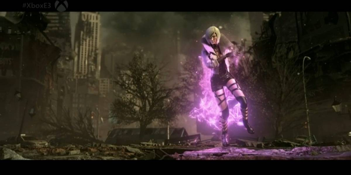 Phantom Dust llegará a Xbox One #E32014
