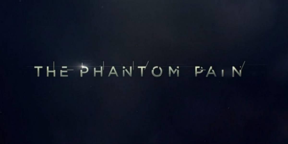 Pasen y vean 12 minutos de Metal Gear Solid V [TGS 2013]