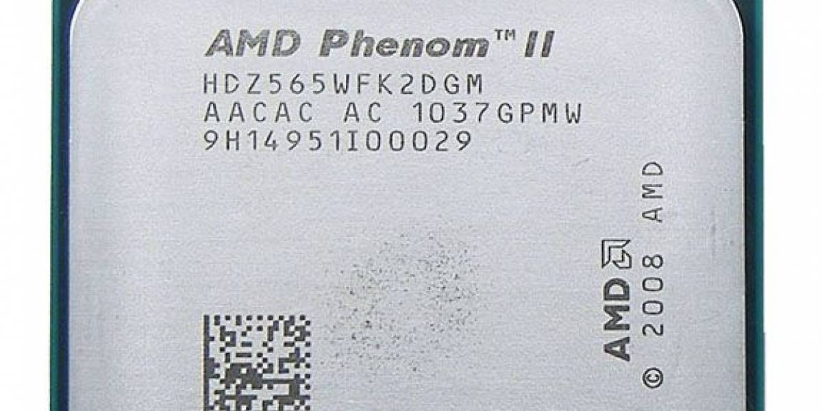 AMD Phenom II X6 1100T BE, Phenom II X2 565 BE y Athlon II X3 455