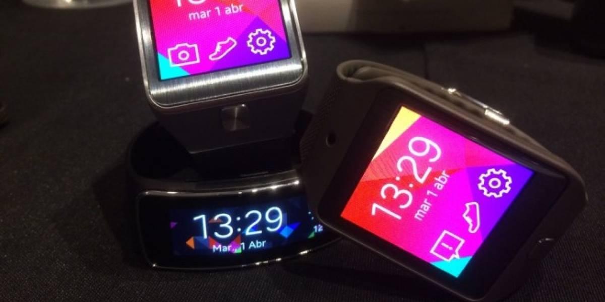 Se filtran detalles del Samsung Gear Solo con lector de tarjeta SIM