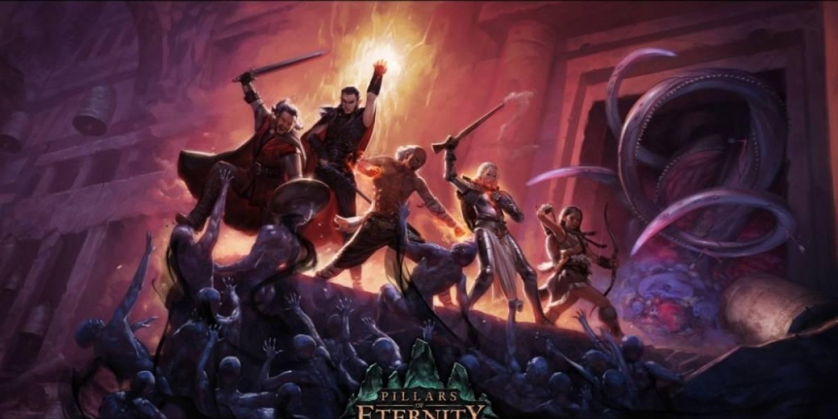 Obsidian se asocia con Paradox Interactive para distribución de Pillars of Eternity