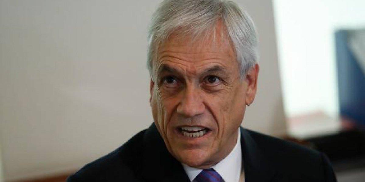 """Sebastián Piñera: """"Yo no soy el mismo del año 2010"""""""