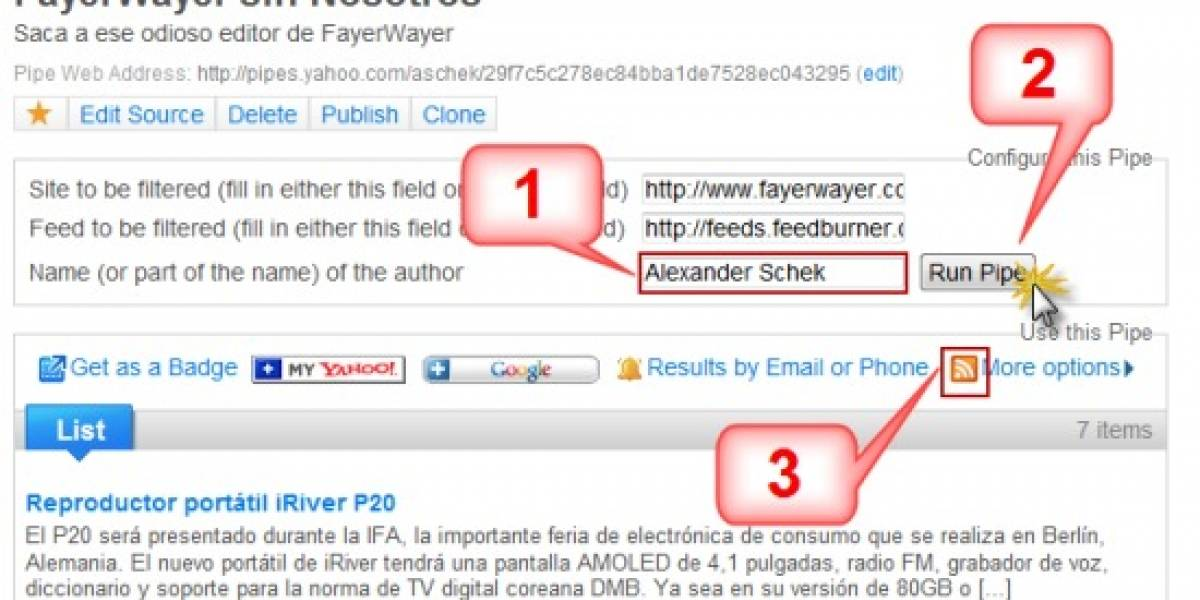 FW Tips: Despide al autor de FayerWayer que más odias