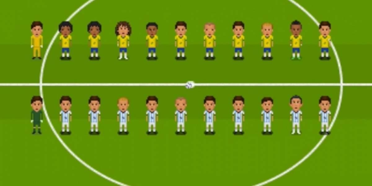 Pixel Soccer lanza campaña en Kickstarter