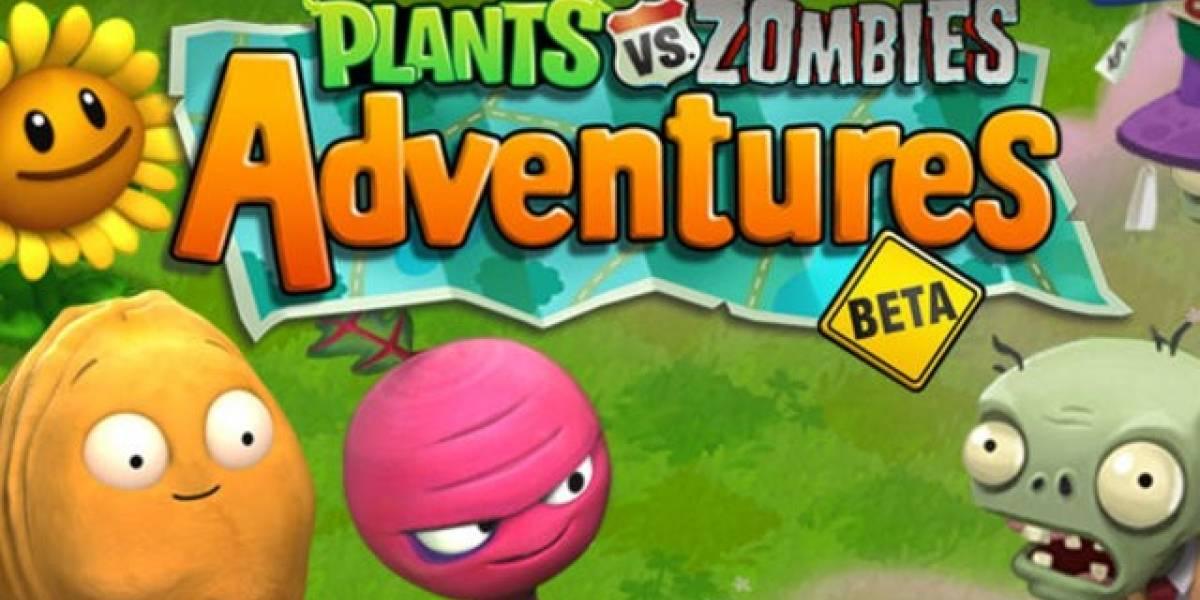 PopCap anuncia Plants vs. Zombies 2 para esta temporada de verano