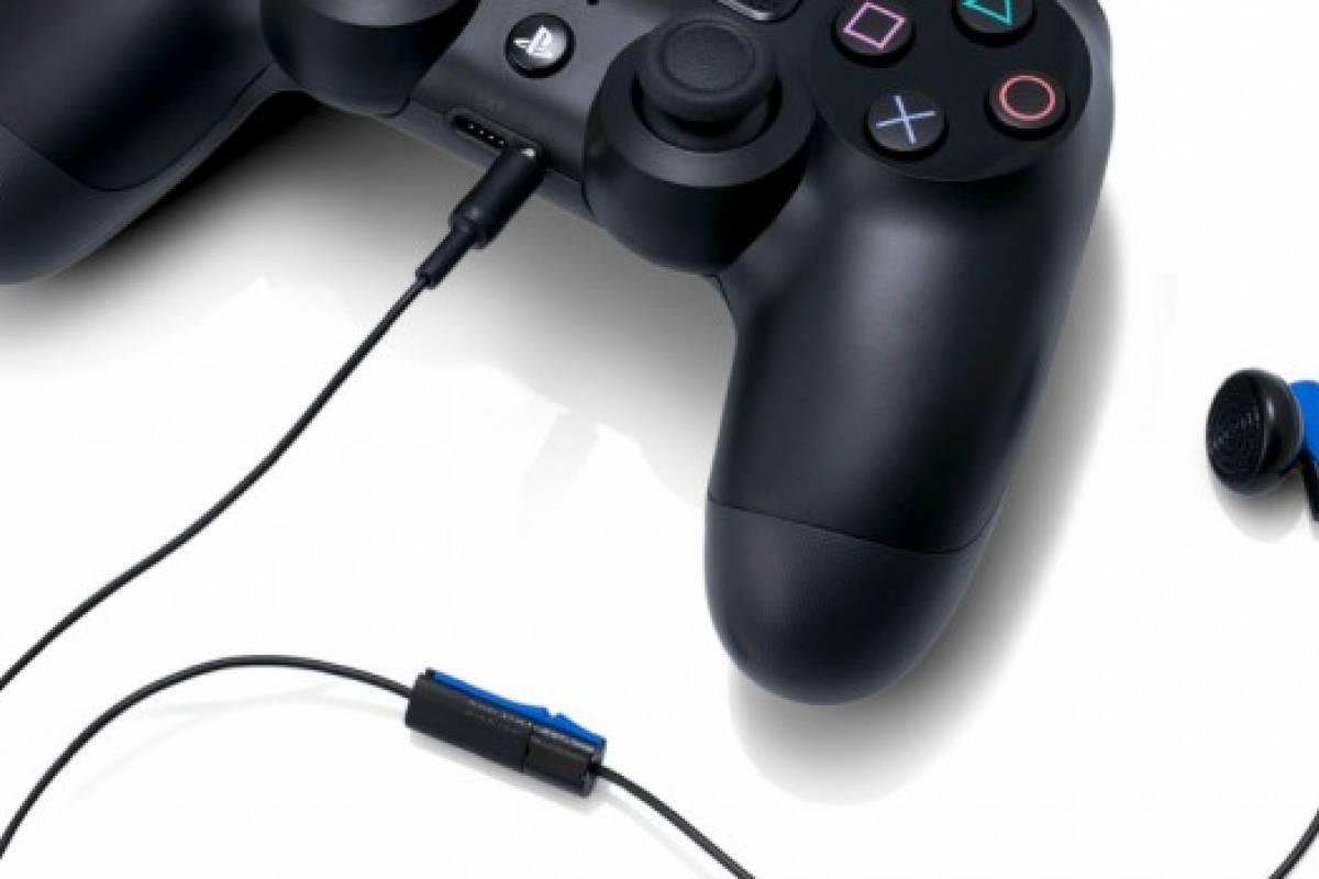 Desempacando una PlayStation 4