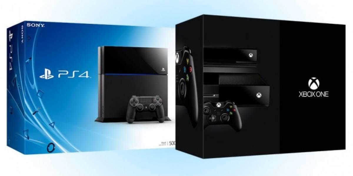 Estas serán las cajas de Xbox One y PlayStation 4 #E3