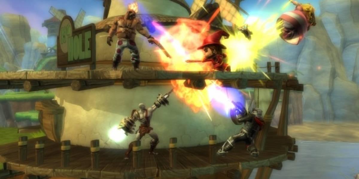 Despidos en el estudio desarrollador de PlayStation All-Stars Battle Royale