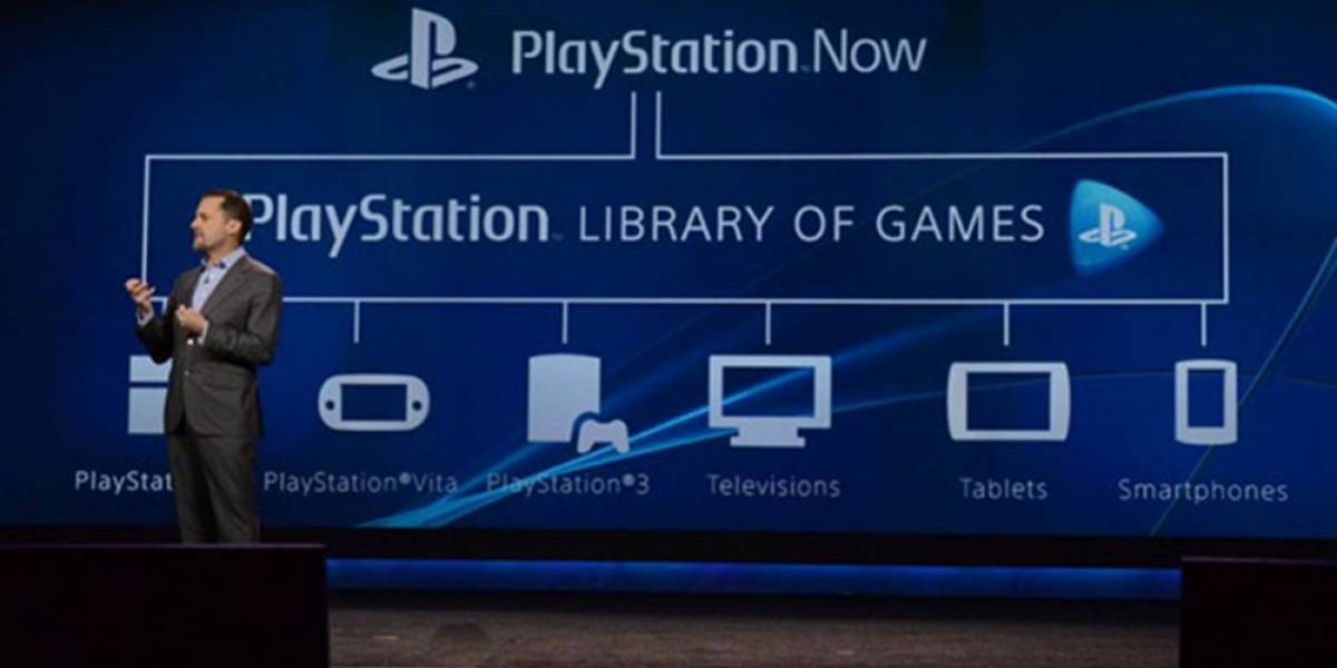 Sony anuncia PlayStation Now, su servicio de streaming basado en Gaikai‏ #CES2014