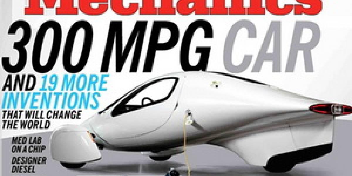 Innovaciones tecnológicas 2008 según Popular Mechanics