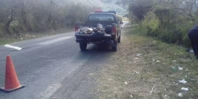 PNC recoge basura