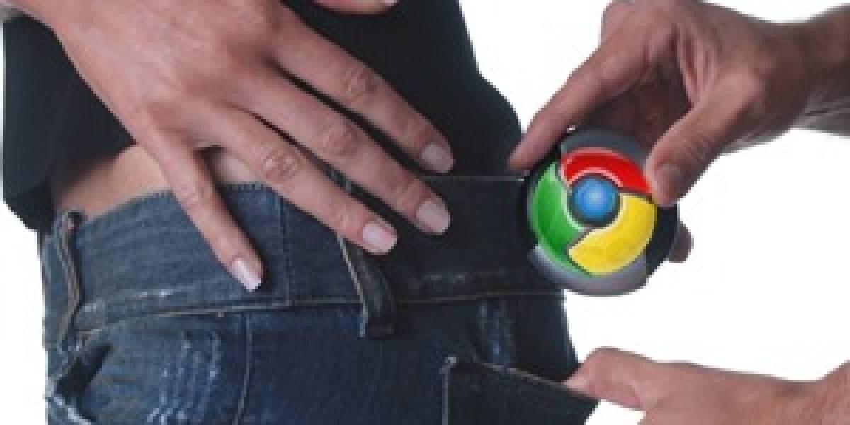 Lleva a Chrome en tu bolsillo sin necesidad de instalarlo