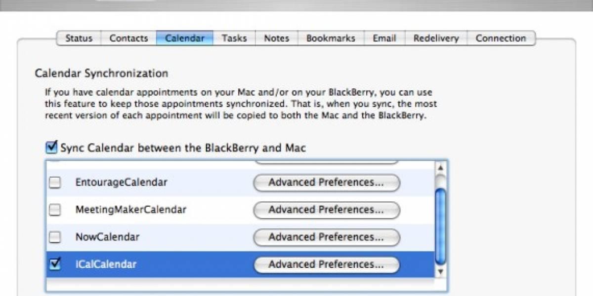 Disponible actualización de PocketMac SyncManager