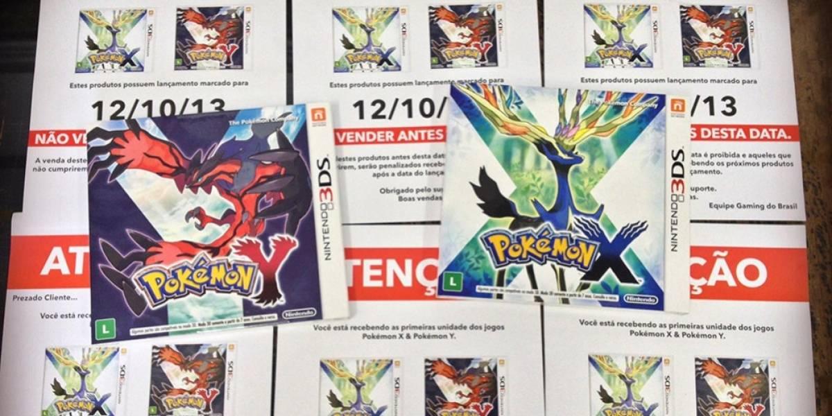 Nintendo penalizará a las tiendas que vendan Pokémon X/Y antes de tiempo