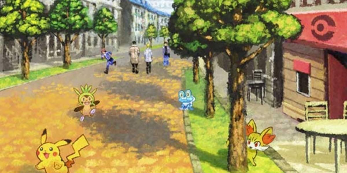 Reportan bug en Pokémon X/Y que obliga a borrar los datos del juego